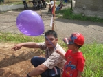Lomba 17 Agustus - Ambil Balon - Vila Gading Permai 091